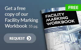 Get a free copy of our Facility Marking Workbook