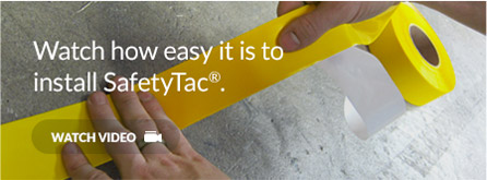 Watch how easy it is to install SafetyTac®.