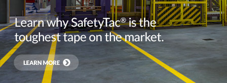 Learn why SafetyTac® is the toughest tape on the market.